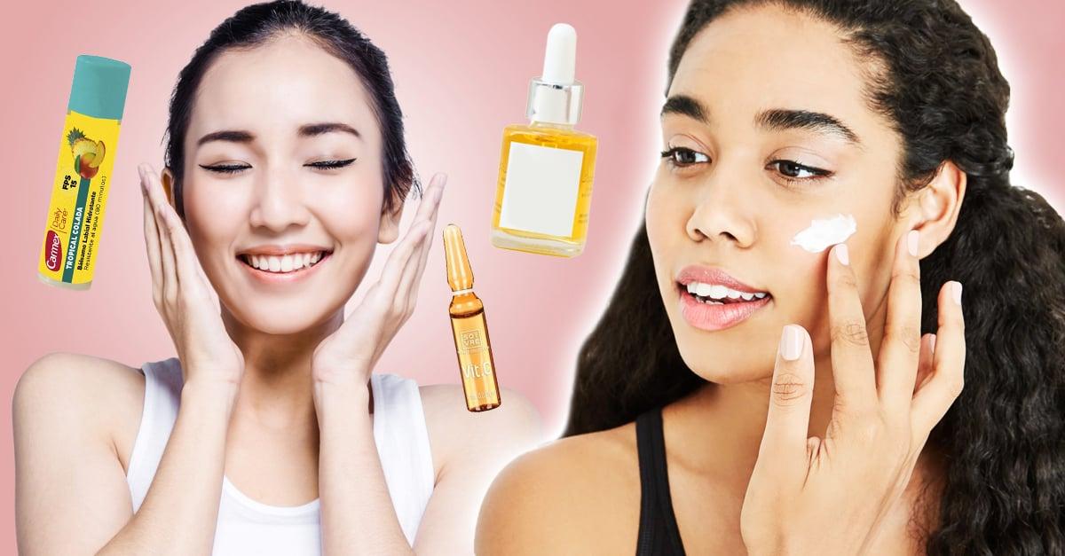 12 Productos de skincare que necesitas a partir de los 20 años