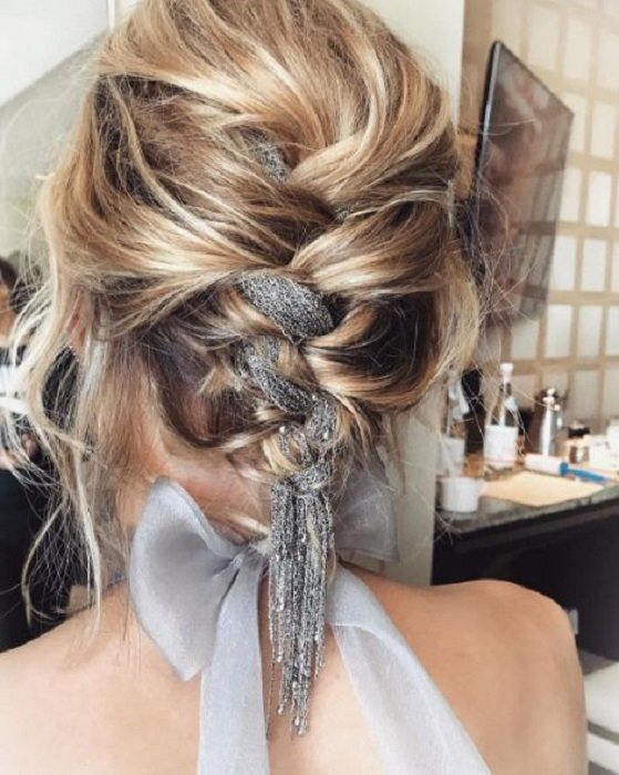 strand of chains braid