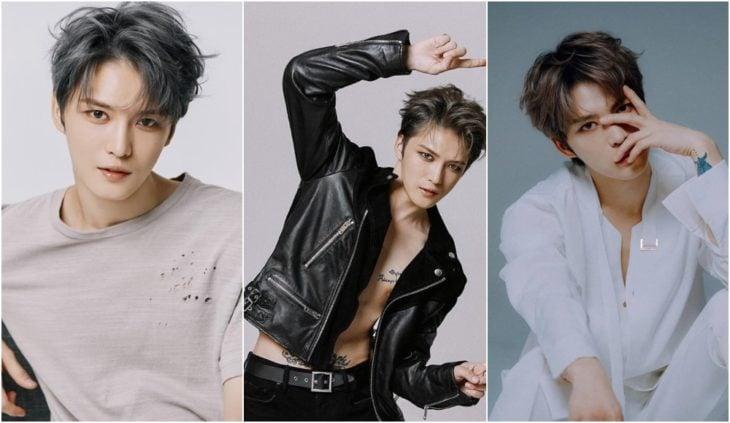 Kim Jae-joong exmiembro de TVXQ ahora como modelo y cantante