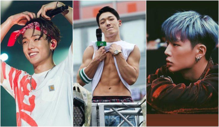 Bobby cantante surcoreano del grupo iKon como embajador de Sprite