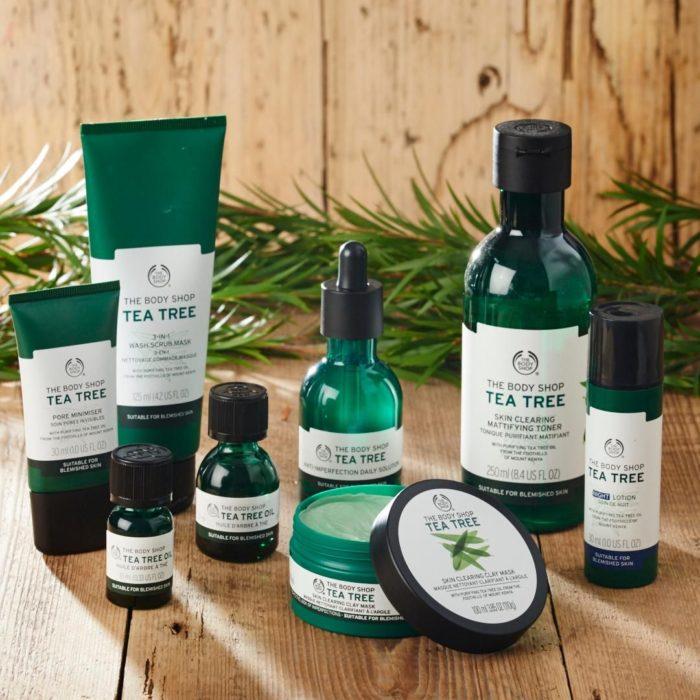 Productos para la piel