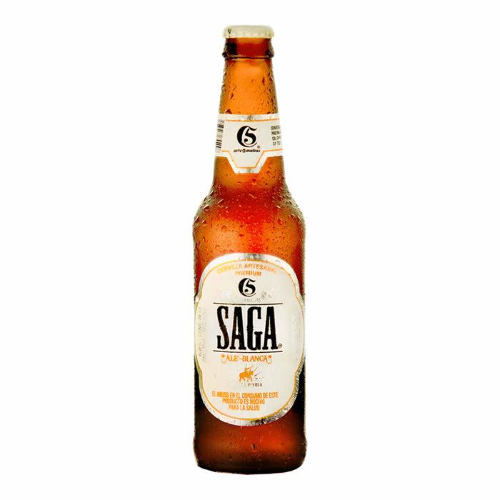 Cerveza La Saga