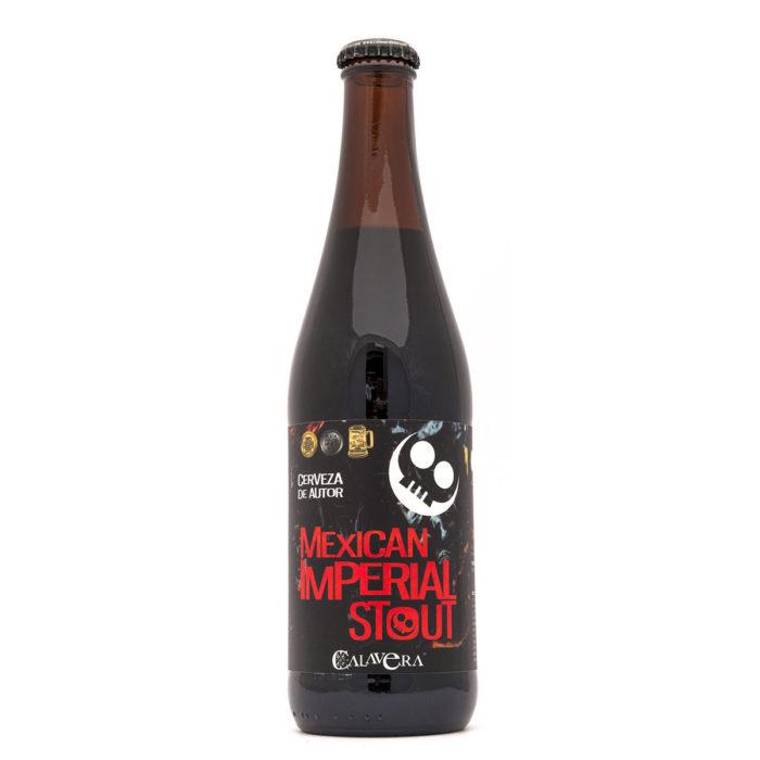 Cerveza Mexican Imperial Stout