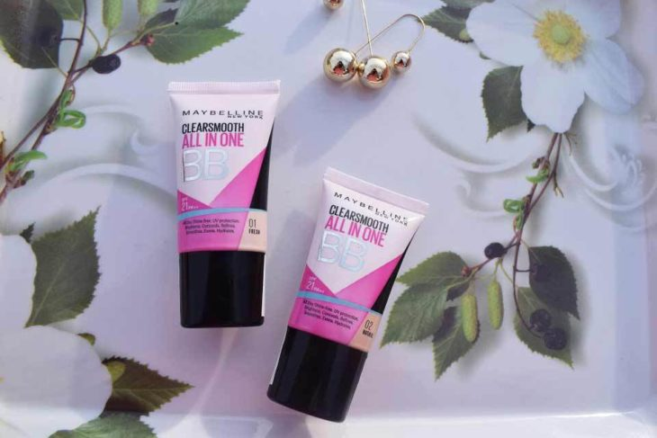 ClearSmooth BB Cream de Maybelline