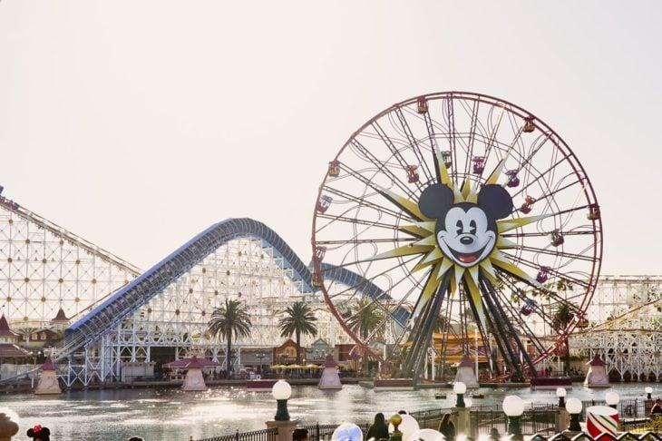 Rueda de la fortuna de Disney