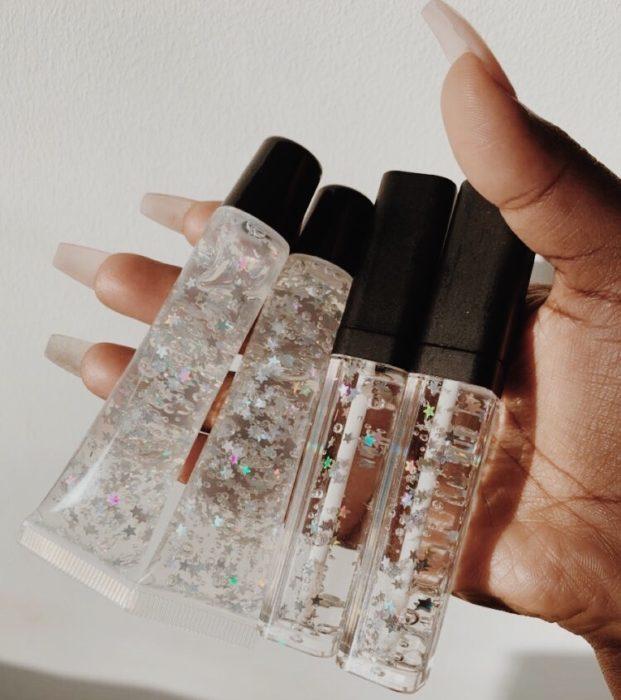 Gloss transparente