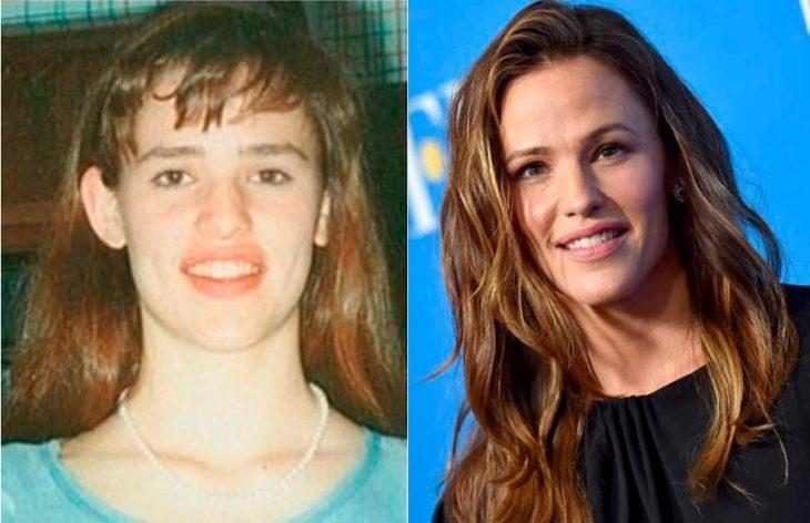 Antes y después de la fama de Jennifer Garner
