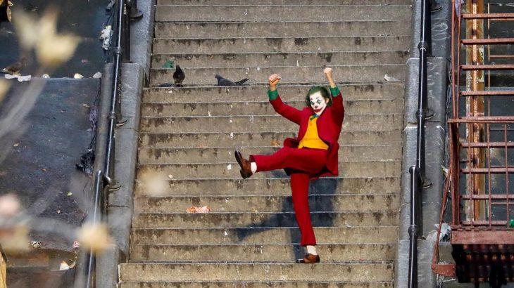 Actuación de Joaquin Phoenix en la película de Joker