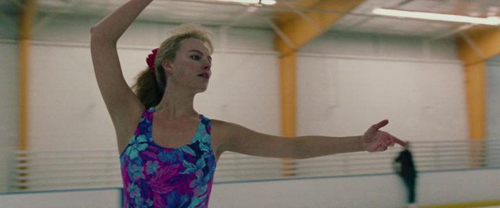 Actuación de Margot Robbie en la película de Yo, Tonya