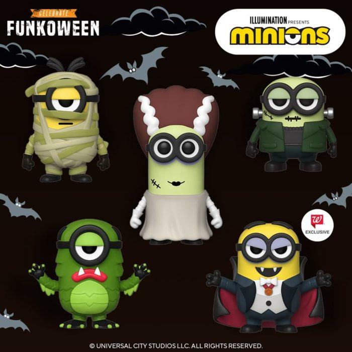 Funko de Minions
