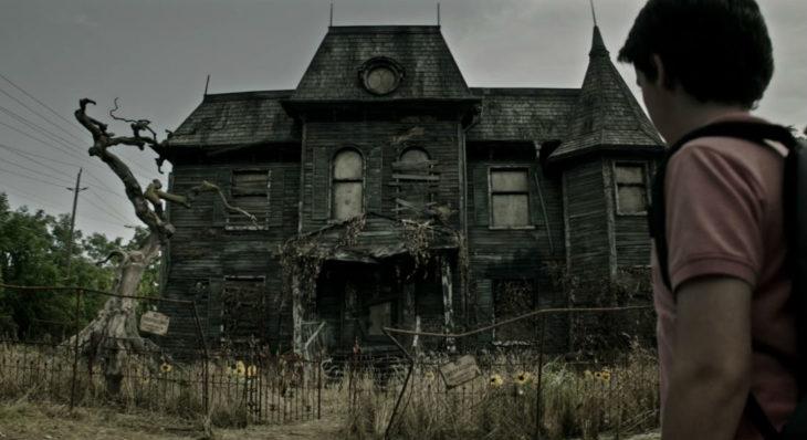 Casa antigua usada para el set de It