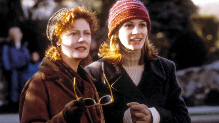 Películas para ver con mamá; Quédate a mi lado, Susan Sarandon y Julia Roberts