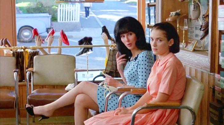 Películas para ver con mamá; Sirenas, Winona Ryder, Cher