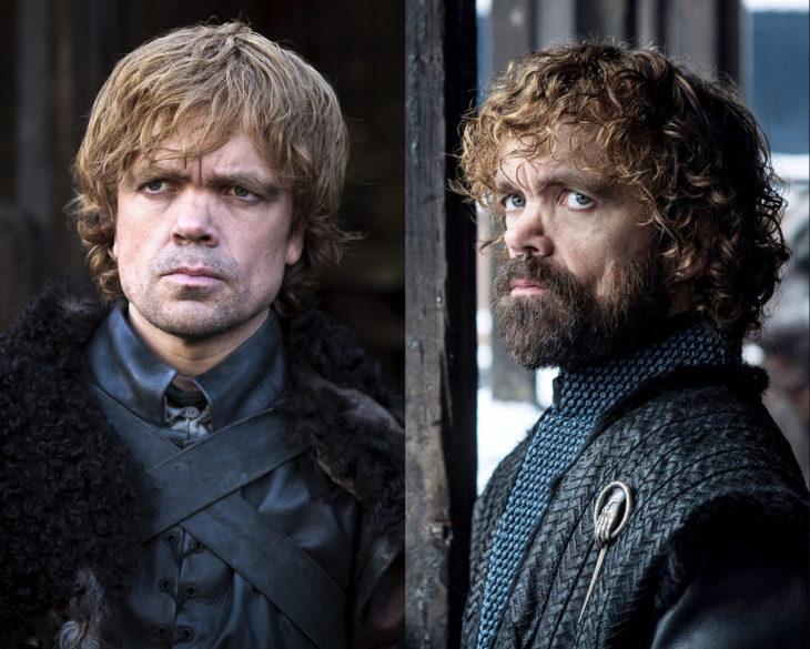 Personajes de series en su primer y última temporada; Tyrion Lannister, Game of Thrones, Juego de tronos