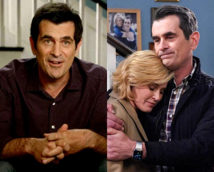 Personajes de series en su primer y última temporada; Phil Dunphy, Modern Familiy