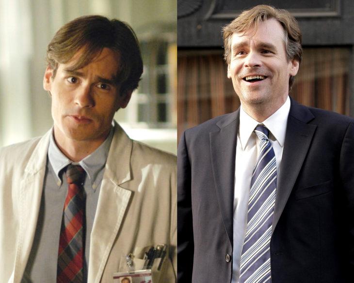 Personajes de series en su primer y última temporada; James Wilson, Dr. House