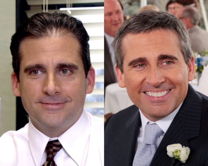 Personajes de series en su primer y última temporada; Michael Scott, The Office