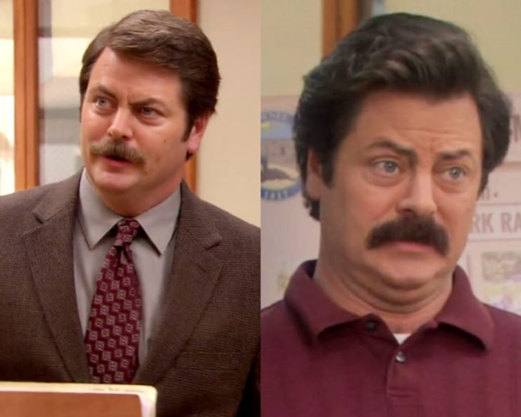 Personajes de series en su primer y última temporada; Rowan Swanson, Parks and Recreation