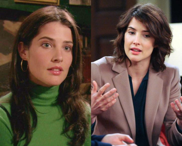 Personajes de series en su primer y última temporada; Robin Scherbatsky, How I met your Mother, Cómo conocí a tu madre