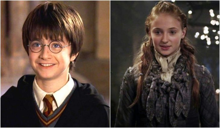 Harry Potter y Sansa Stark