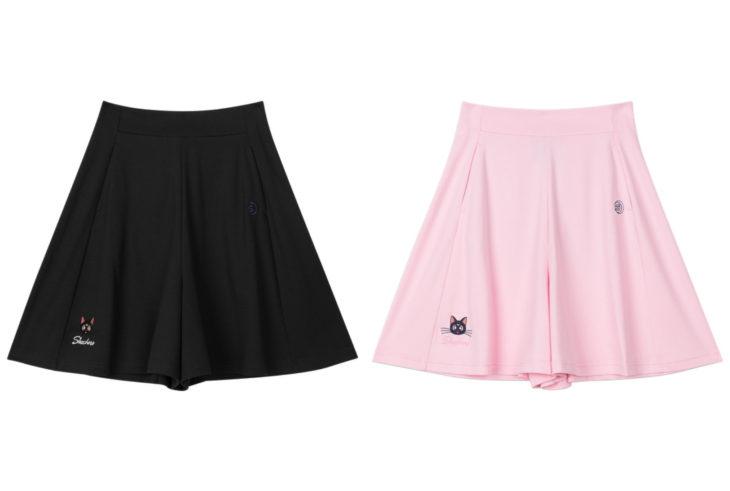 Skechers lanza línea de sandalias y ropa de Sailor Moon; faldas de Luna, negra y rosa