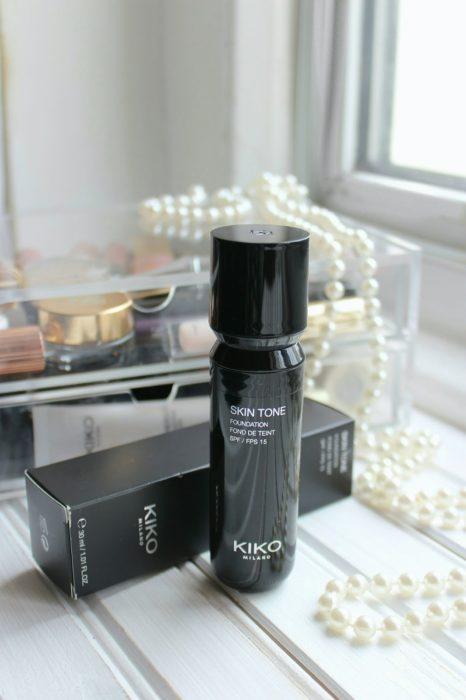 Skin Tone Foundation de Kiko