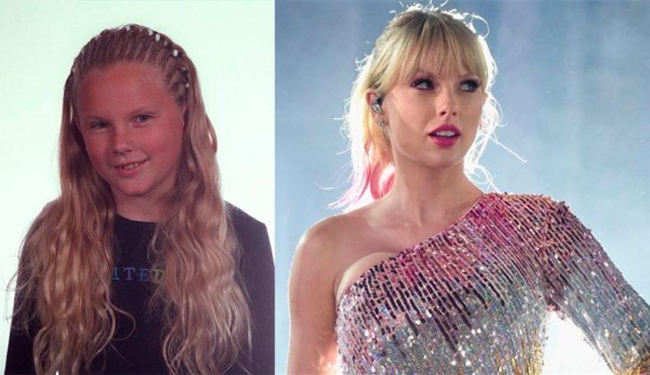 Antes y después de la fama de Taylor Swift