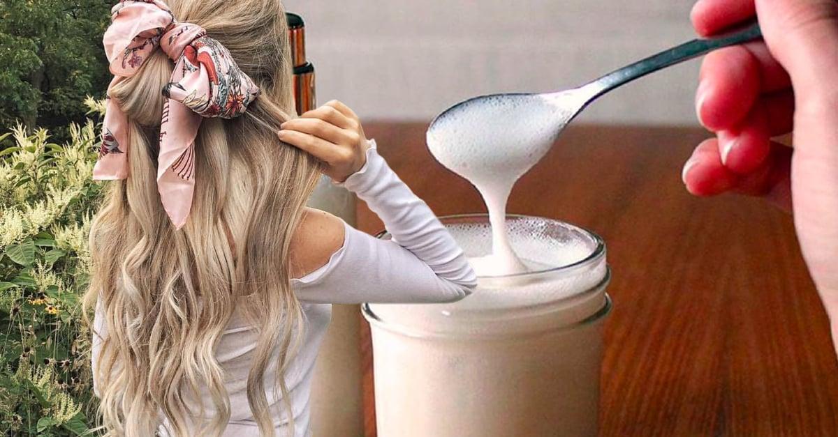 8 Productos caseros para tu cabello que puedes hacer en casa