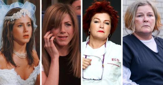 19 Cambios que sufrieron personajes de series entre su primera y última temporada