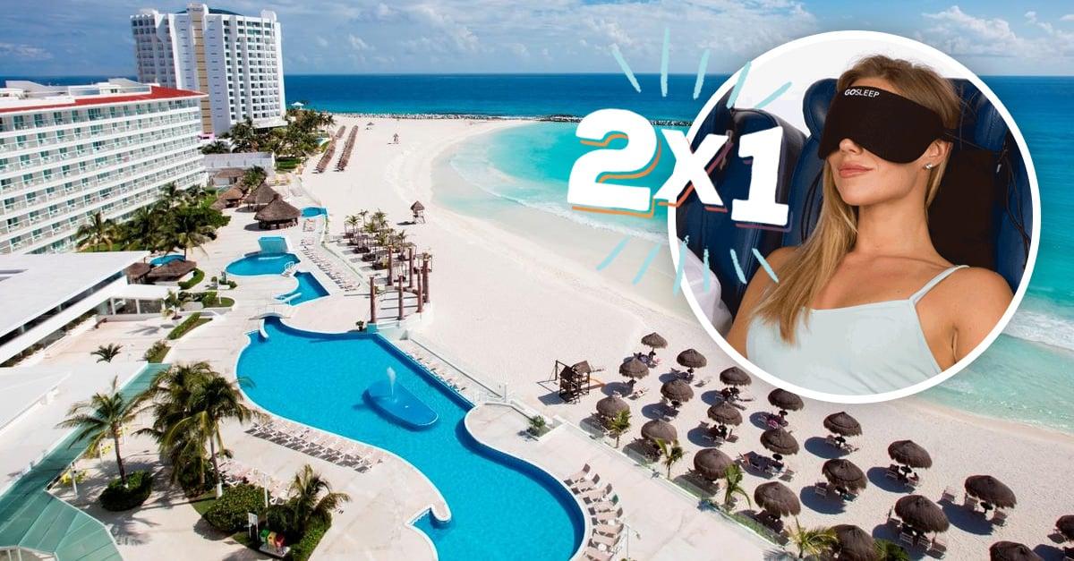 Cancún ofrece grandes ofertas para ir a la playa cuando termine la cuarentena