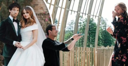 Debby Ryan y Josh Dun se casaron en secreto el año pasado