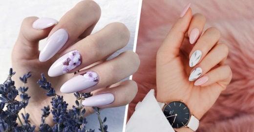 15 Bonitos diseños de manicura para mimar a tu mamá