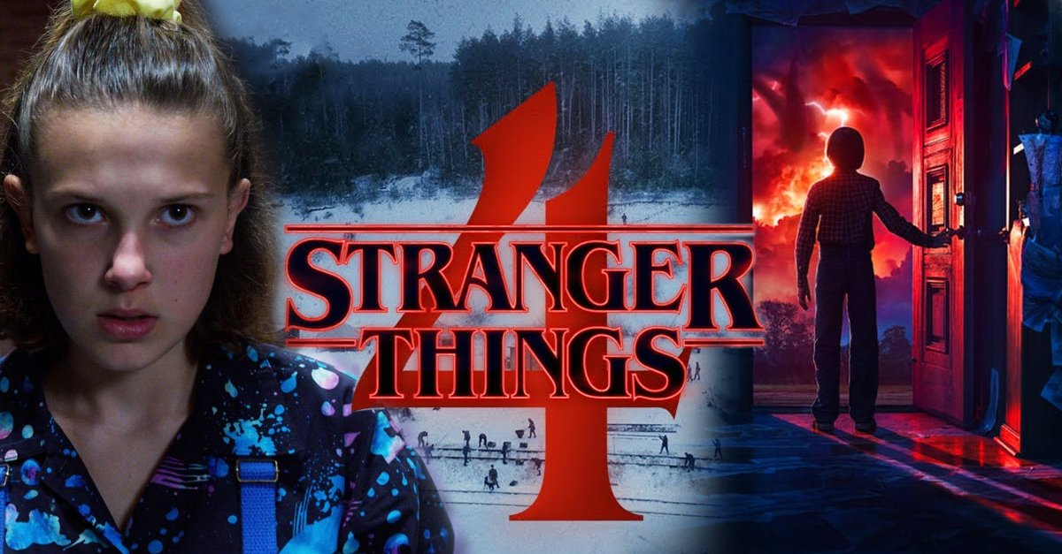 'Stranger Things 4' será la temporada más tenebrosa de la serie