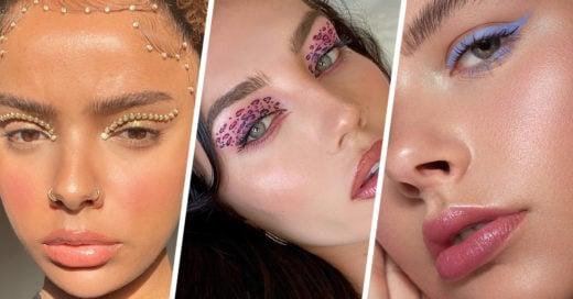 15 Tendencias de maquillaje con las que vas a triunfar este año