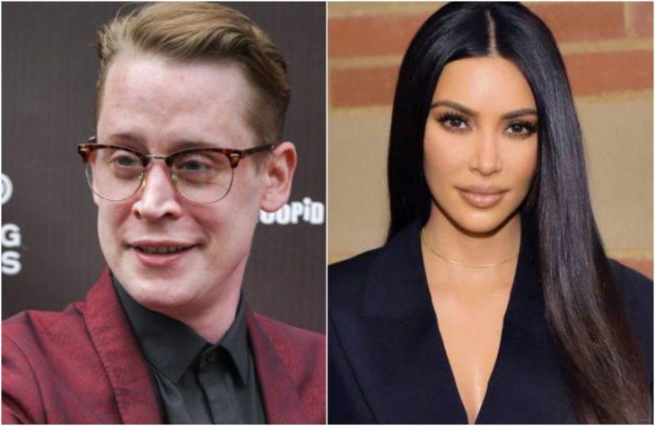 Duplas de celebridades que tienen la misma en comparación con Macaulay Culkin y Kim Kardashian