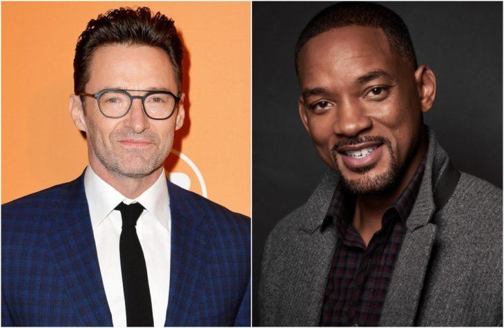 Duplas de celebridades que tienen la misma en comparación con Hugh Jackman y Will Smith