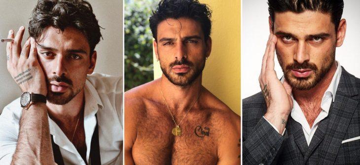 actor italiano michele morrone como massimo torricelli en la pelicula 365 dni