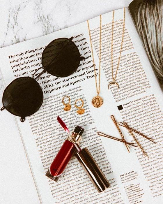 Foto para instagram de accesorios