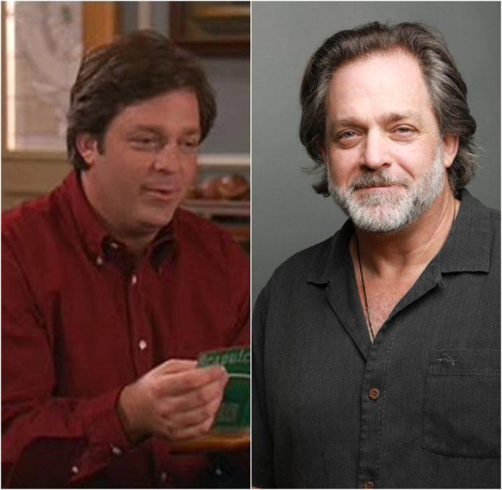 Jonathan Goldstein antes y después de estar en el programa de Nickelodeon Drake & Josh