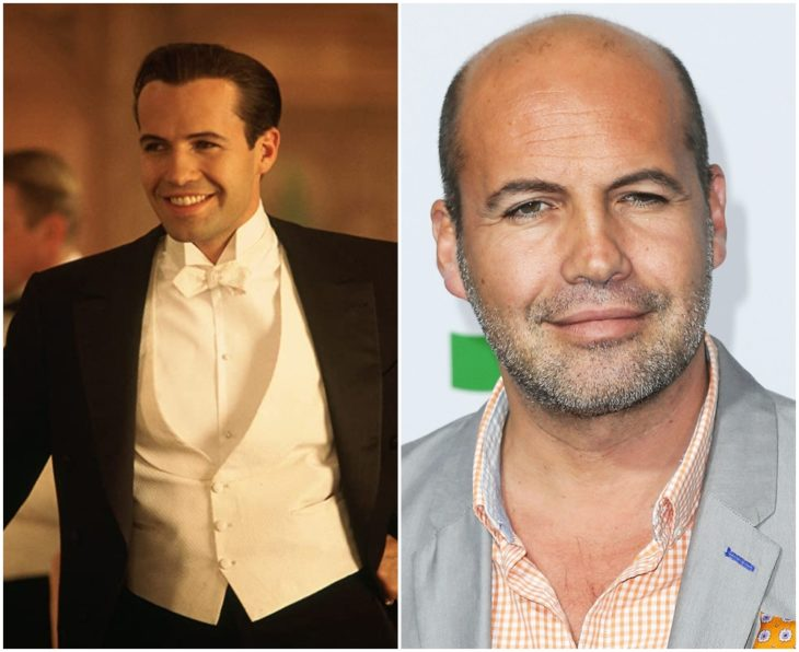 Caledon Hockley interpretado por Billy Zane en Titanic