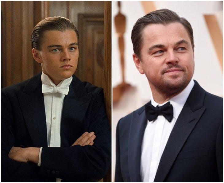 Jack Dawson interpretado por Leonardo DiCaprioen Titanic