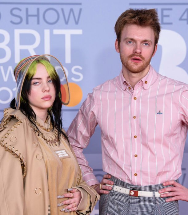 Billie Eilish y su hermano Finneras O'Connell