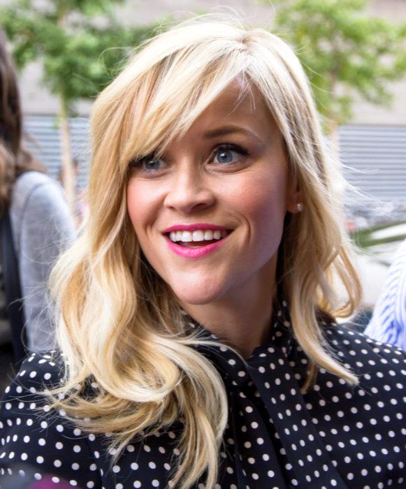 Famosas que no han cambiado su estilo de cabello; Reese Witherspoon