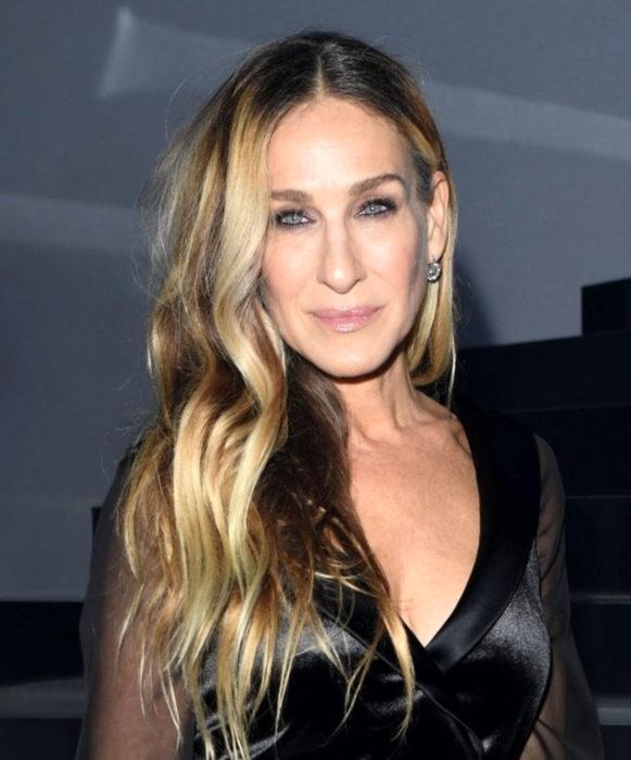 Famosas que no han cambiado su estilo de cabello; Sarah Jessica Parker