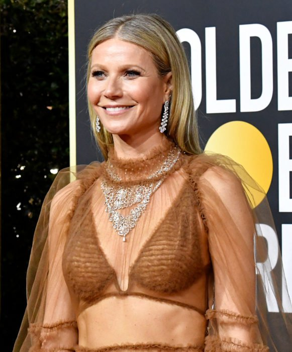 Famosas que no han cambiado su estilo de cabello; Gwyneth Paltrow