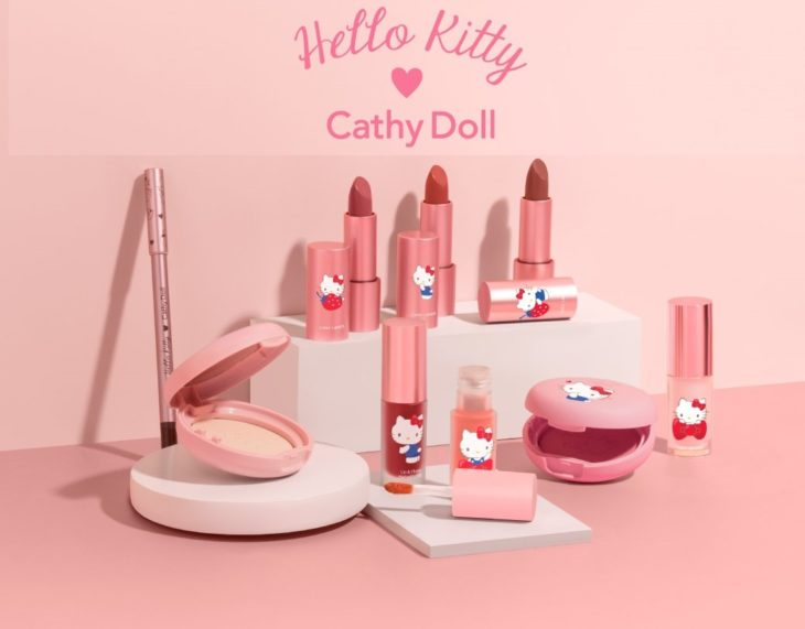 Colección de Cathy Doll x Hello Kitty