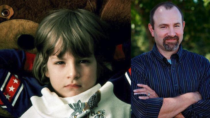 Antes y después de Danny Lloyd