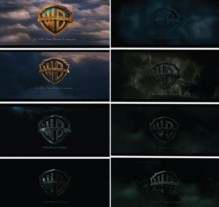 Escena de inicio de las películas de Harry Potter