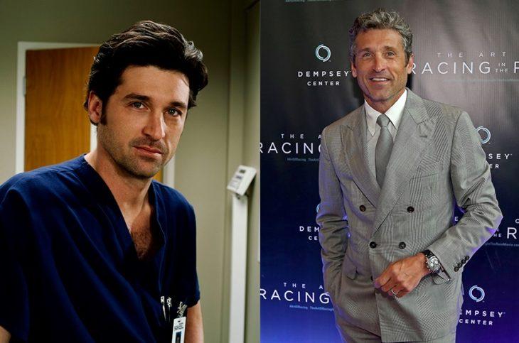 Antes y después de Derek Shepherd