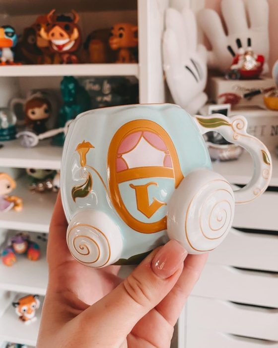 Mug inspired by the Cinderella movie